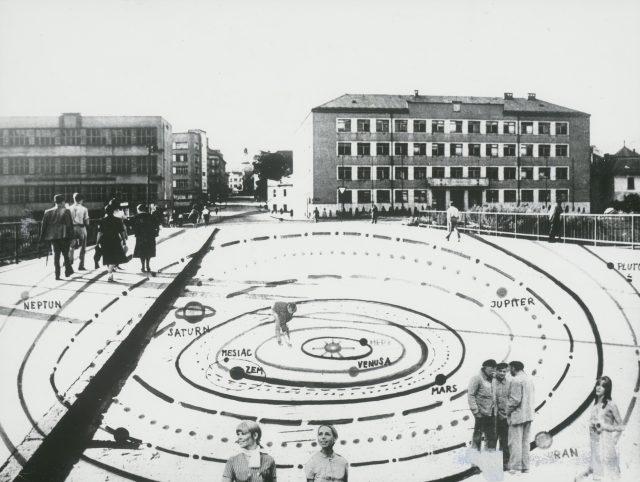 Permanent exposition of Stano Filko / Second part, PAVILLION, František Demeter & Tomáš Džadoň