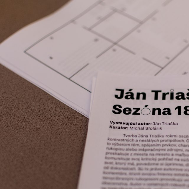 8 - Ján Triaška – Sezóna 18/19