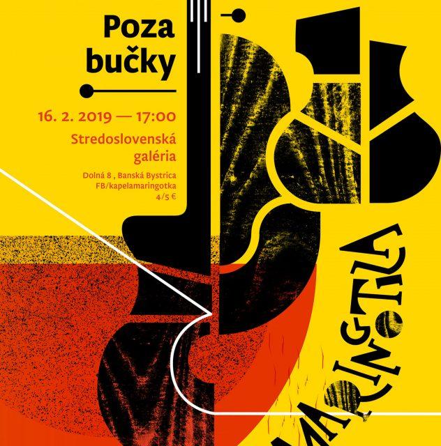 Maringotka ~ koncert & krst CD