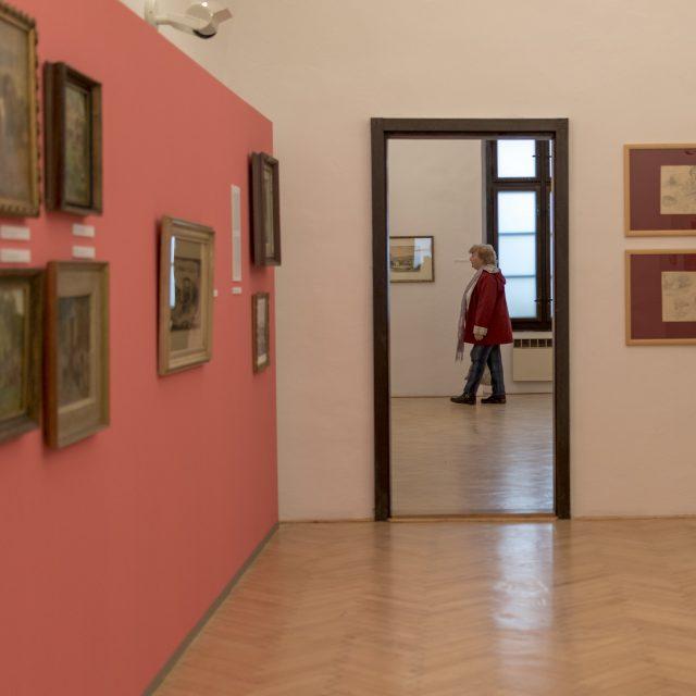 2 - VYPOVEDANÍ / Cigáni v slovenskom výtvarnom umení 19. a 20. storočia