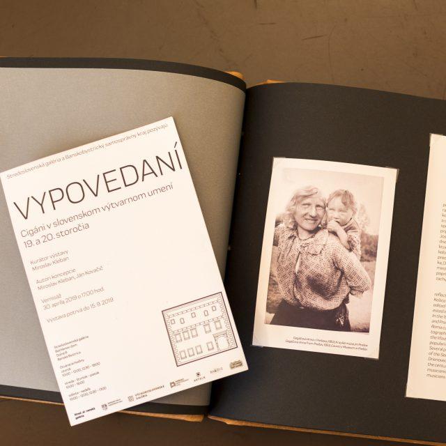 3 - VYPOVEDANÍ / Cigáni v slovenskom výtvarnom umení 19. a 20. storočia