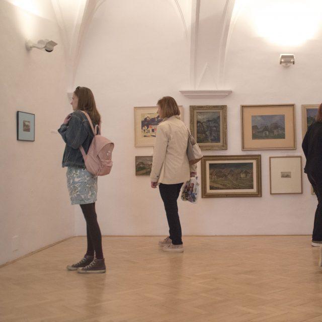 7 - VYPOVEDANÍ / Cigáni v slovenskom výtvarnom umení 19. a 20. storočia