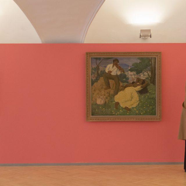11 - VYPOVEDANÍ / Cigáni v slovenskom výtvarnom umení 19. a 20. storočia