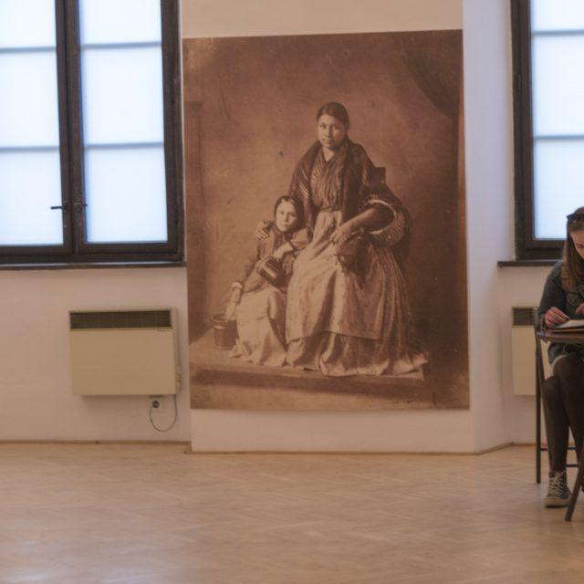 12 - VYPOVEDANÍ / Cigáni v slovenskom výtvarnom umení 19. a 20. storočia