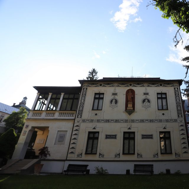 Noc múzeí agalérií vStredoslovenskej galérii 2019