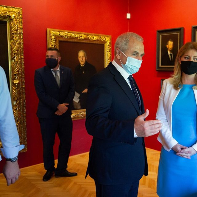 20 - RENOVATED – Permanent exhibition of Dominik Skutecký