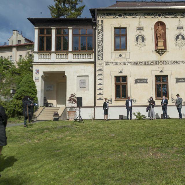 5 - RENOVATED – Permanent exhibition of Dominik Skutecký
