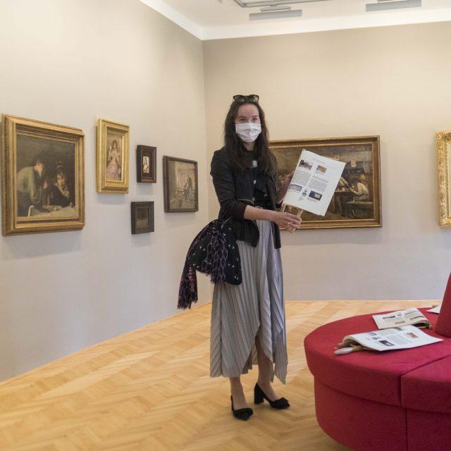 9 - RENOVATED – Permanent exhibition of Dominik Skutecký