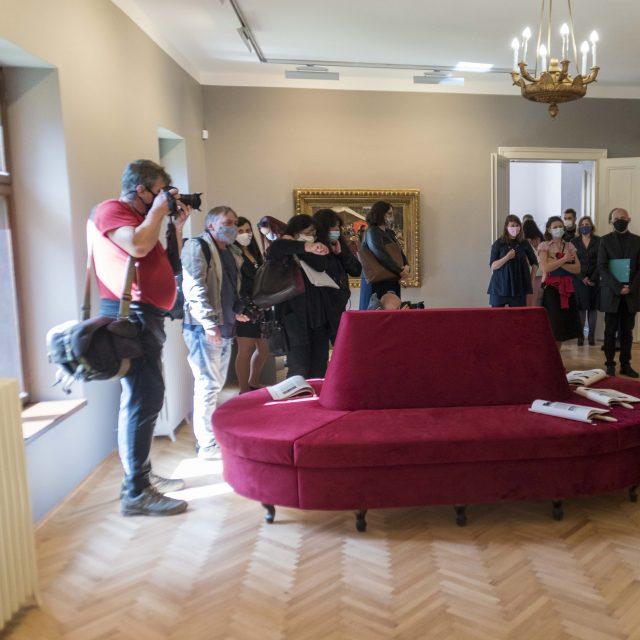 10 - RENOVATED – Permanent exhibition of Dominik Skutecký