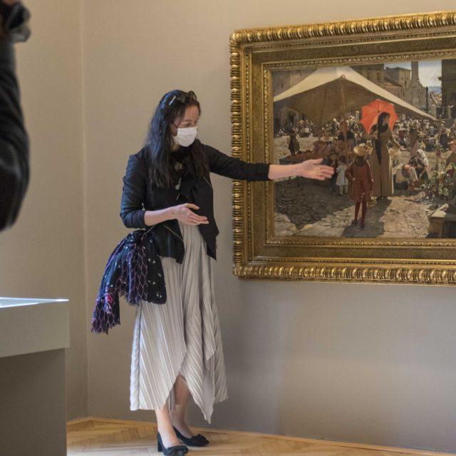 12 - RENOVATED – Permanent exhibition of Dominik Skutecký