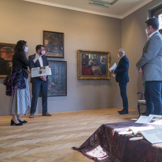 15 - RENOVATED – Permanent exhibition of Dominik Skutecký