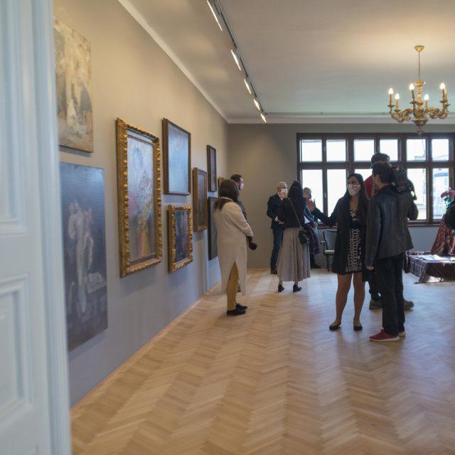 16 - RENOVATED – Permanent exhibition of Dominik Skutecký