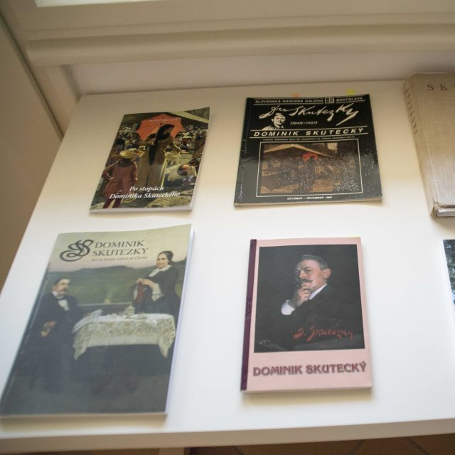 17 - RENOVATED – Permanent exhibition of Dominik Skutecký
