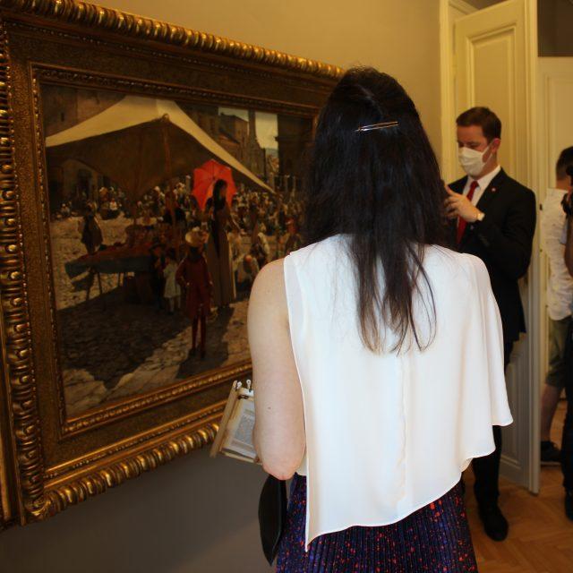 23 - RENOVATED – Permanent exhibition of Dominik Skutecký