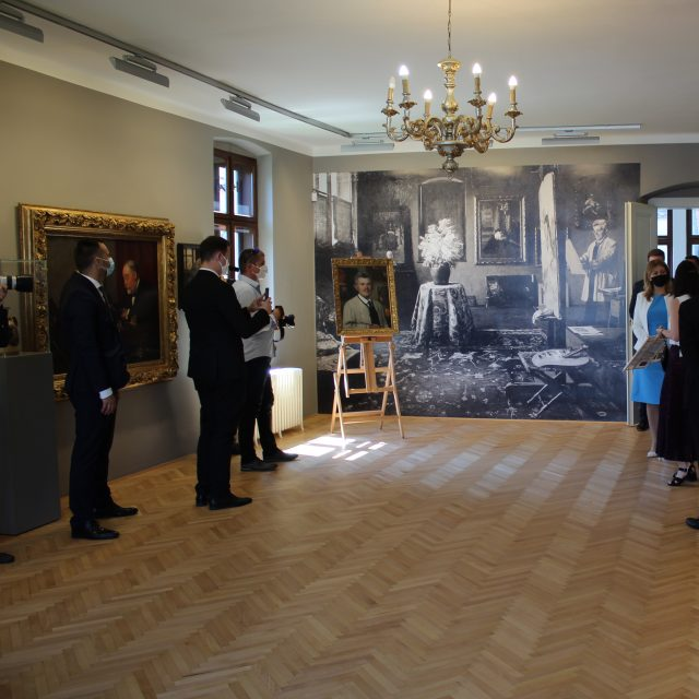 25 - RENOVATED – Permanent exhibition of Dominik Skutecký