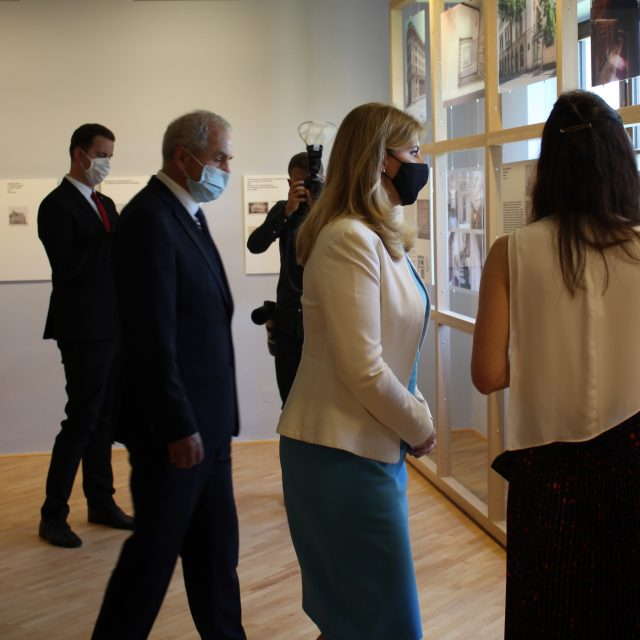 27 - RENOVATED – Permanent exhibition of Dominik Skutecký