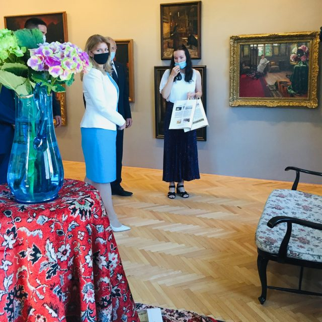 32 - RENOVATED – Permanent exhibition of Dominik Skutecký