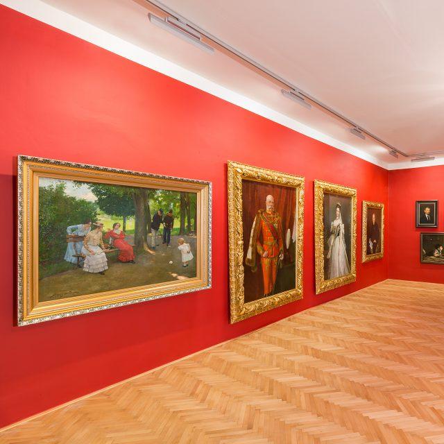 33 - RENOVATED – Permanent exhibition of Dominik Skutecký