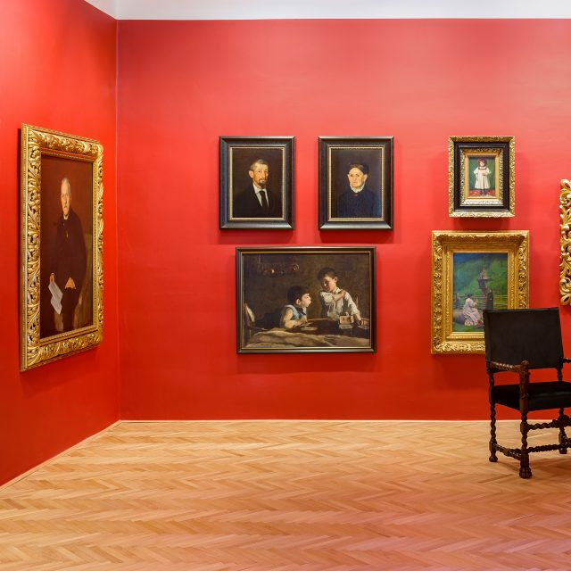 34 - RENOVATED – Permanent exhibition of Dominik Skutecký