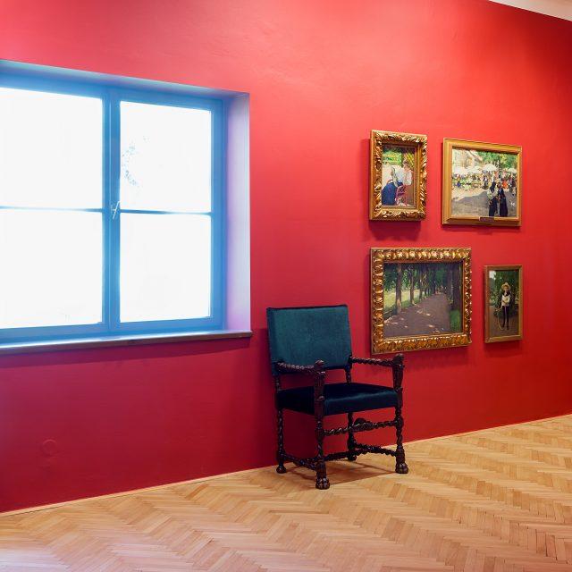 35 - RENOVATED – Permanent exhibition of Dominik Skutecký