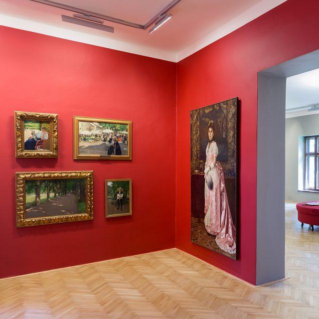 36 - RENOVATED – Permanent exhibition of Dominik Skutecký