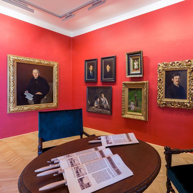 37 - RENOVATED – Permanent exhibition of Dominik Skutecký