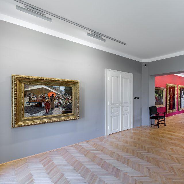 38 - RENOVATED – Permanent exhibition of Dominik Skutecký