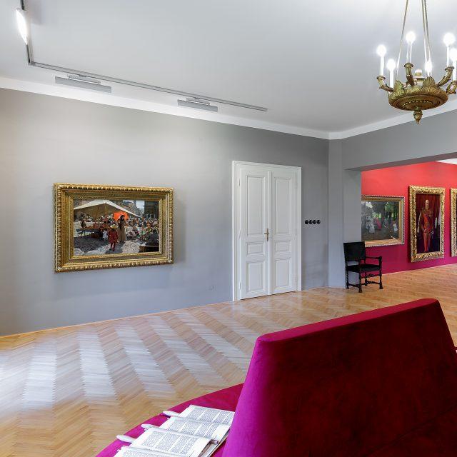39 - RENOVATED – Permanent exhibition of Dominik Skutecký