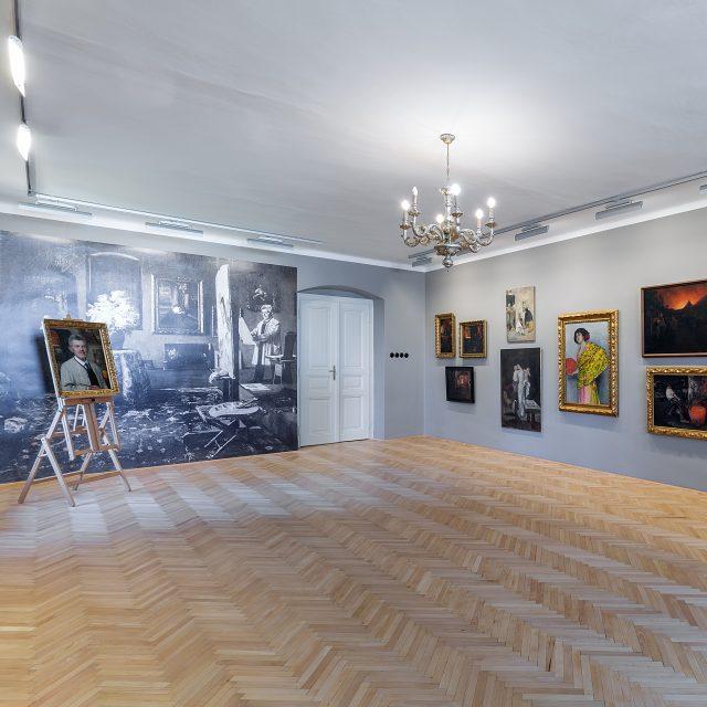 42 - RENOVATED – Permanent exhibition of Dominik Skutecký
