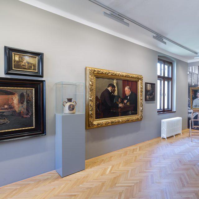 44 - RENOVATED – Permanent exhibition of Dominik Skutecký