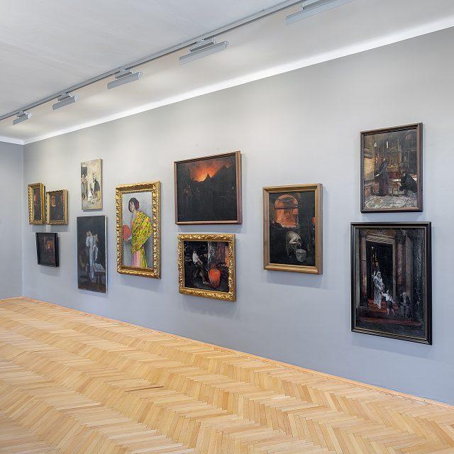 45 - RENOVATED – Permanent exhibition of Dominik Skutecký