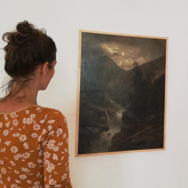 ZRUŠENÉ – KOMENTOVANÁ PREHLIADKA výstavy s kurátorom a reštaurátorkou
