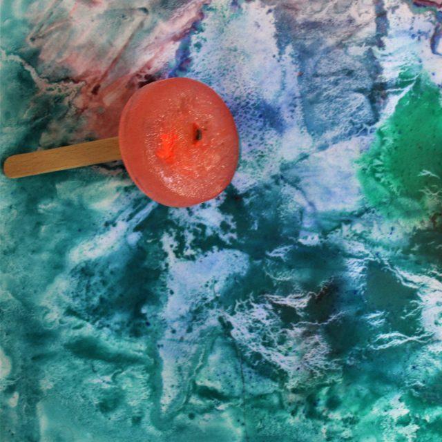 Tvorivo so Špuntami_V ríši ľadu a farieb