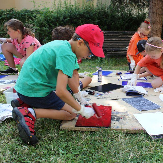 4 - Letné aktivity pre deti ARS et AMOR