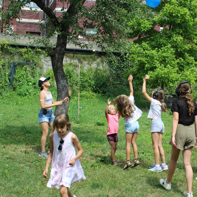23 - Letné aktivity pre deti ARS et AMOR