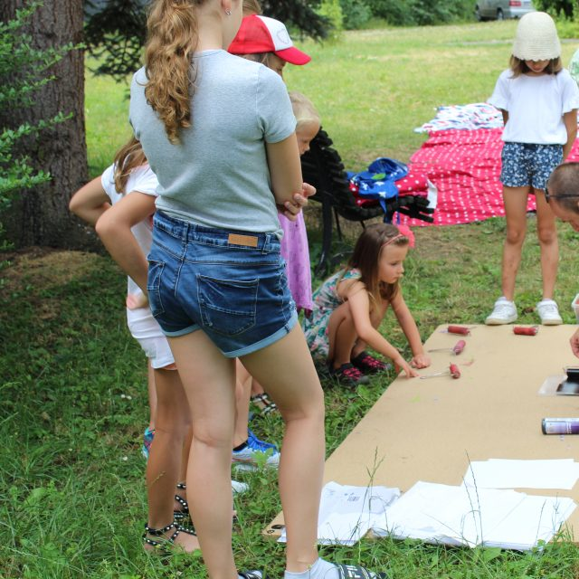 32 - Letné aktivity pre deti ARS et AMOR