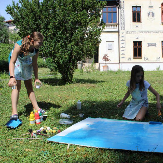 45 - Letné aktivity pre deti ARS et AMOR
