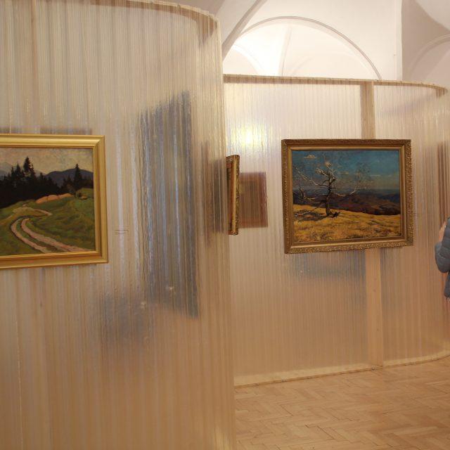 10 - KOMENTOVANÁ PREHLIADKA výstavy s kurátorkou