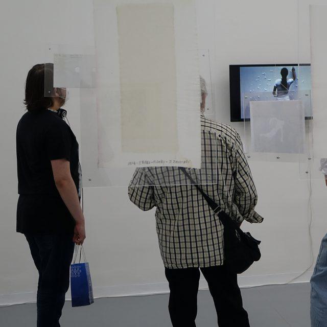 KOMENTOVANÁ PREHLIADKA výstavy s kurátorom Borisom Kršňákom