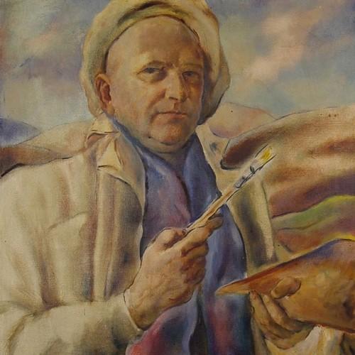Maliar Július Flache (1892-1967) a Banská Bystrica