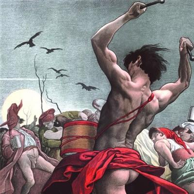 Grafika symbolistov zo zbierky Galérie moderného umenia v Hradci Králové